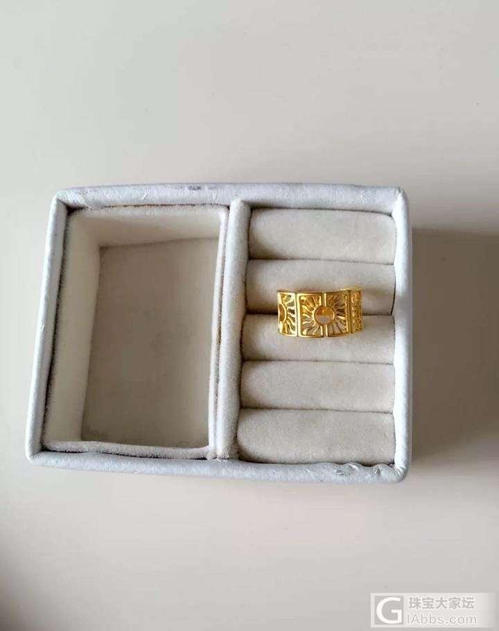 我的首饰盒—指间风情_戒指金