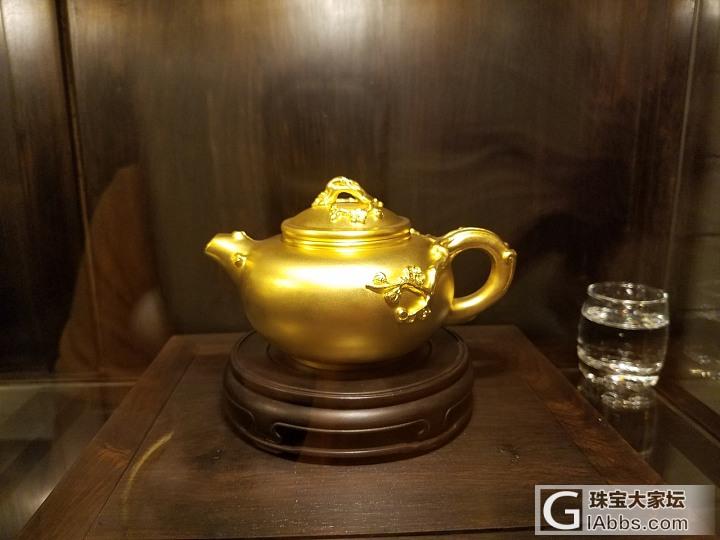 老铺黄金青铜纹饰镯