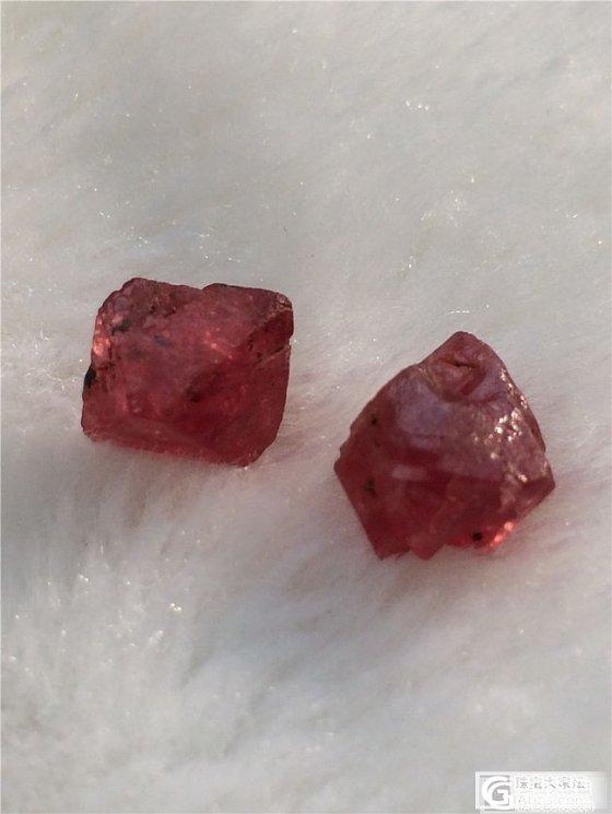 寻找热粉尖晶,来自越南前方的报道(续)_尖晶石原石