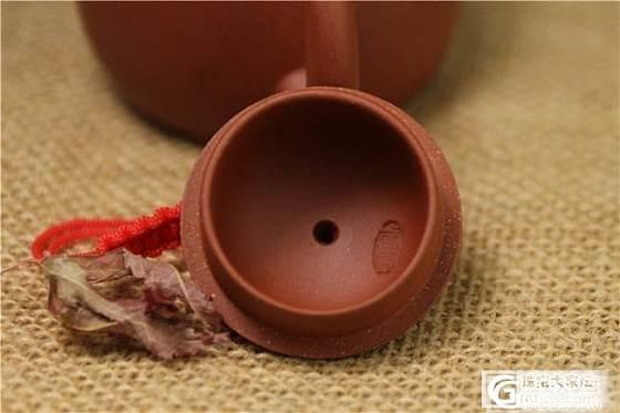 【稀饭香铺】紫砂壶具 可爱底槽清龙蛋壶_珠宝
