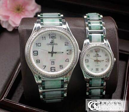 这样的多少的价位你们会考虑入手呢_手表翡翠