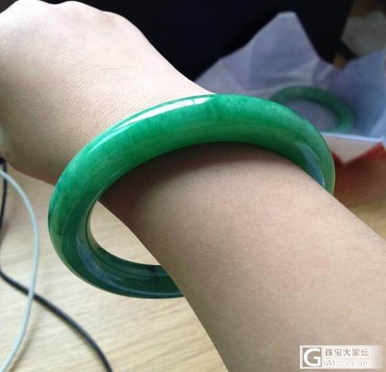 【 新 货 】~~色腔菜,满绿:圆条~~【坛友底价:6.6万】_翡翠