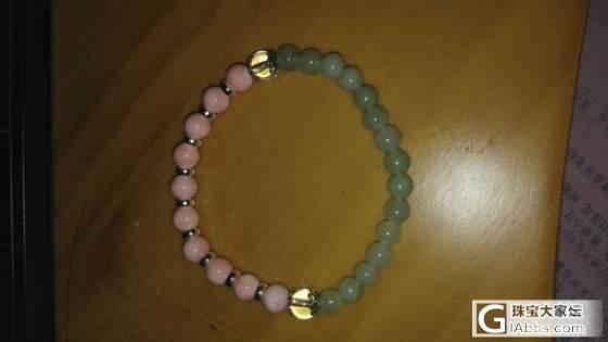 我的串串大合集 之二 水晶类_珠串彩色宝石水晶