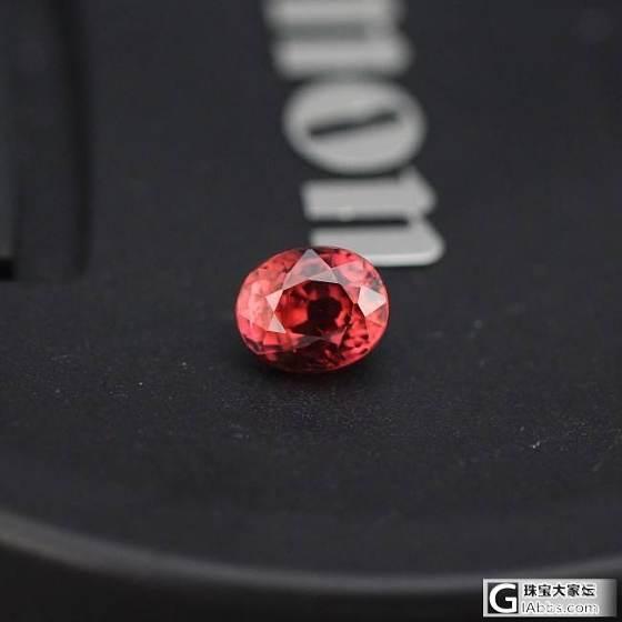 1.06莫桑比克无烧鸽血红宝石,GRS证书。_莫桑石悠然亭珠宝