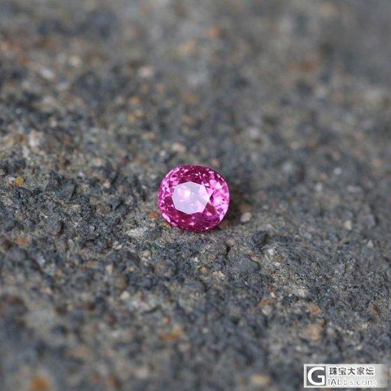1.29缅甸无烧红宝石。_悠然亭珠宝