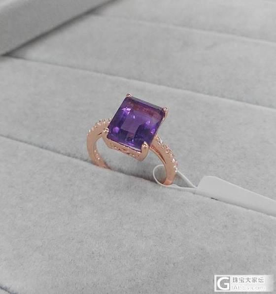 工厂直销 925银镀18K金彩宝戒指 吊坠_莫桑石宝石