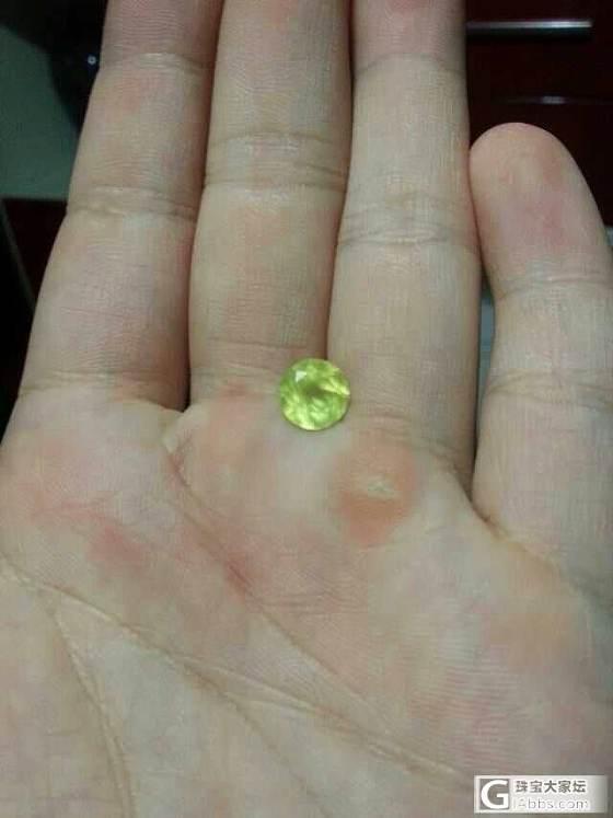 葡萄石有黄色的吗?_宝石