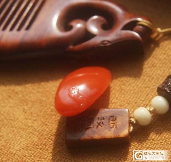 【0224南红】7.2克  樱桃红   小佛_玛瑙