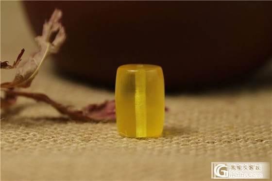 【稀饭香铺】原矿无优化琥珀蜜蜡桶珠单颗配珠_宝石