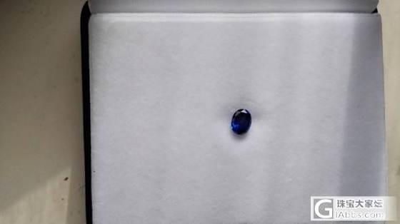 请鉴定从兰卡带来的蓝宝石_蓝宝石