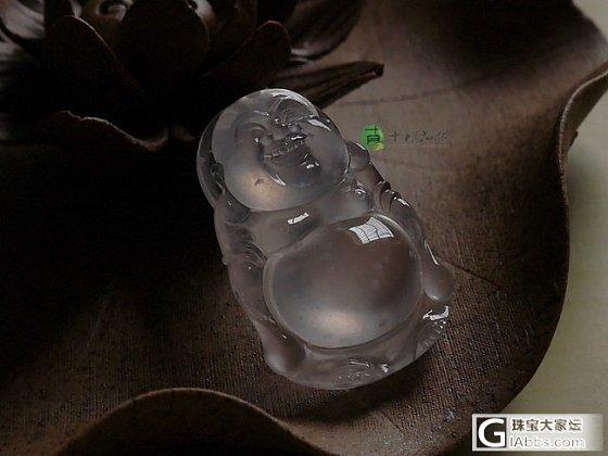 【十月】6.30新货-强荧光佛公,售价:17800(微信号:xy13580172566)_十月花嫁翡翠