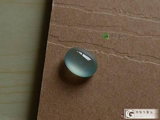 【十月】8.5-淡绿底蛋面,售价:1580(微信号:xy13580172566)_十月花嫁翡翠
