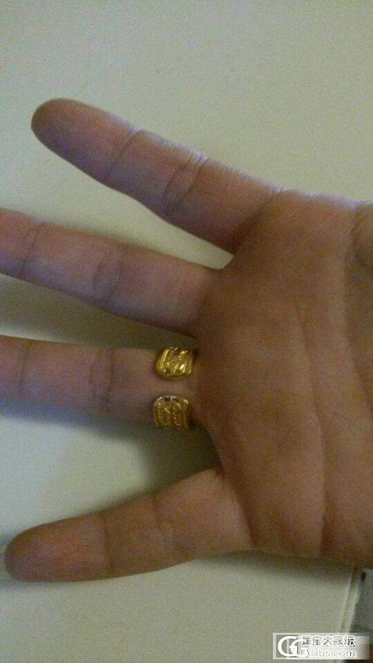 今天新买的生生宽版六字真言大明咒戒指,8克左右。求闪,有闪必还!容我慢慢还谢谢啦_戒指金