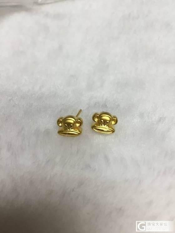 gold house 千足金硬金现货款式(部分)_金