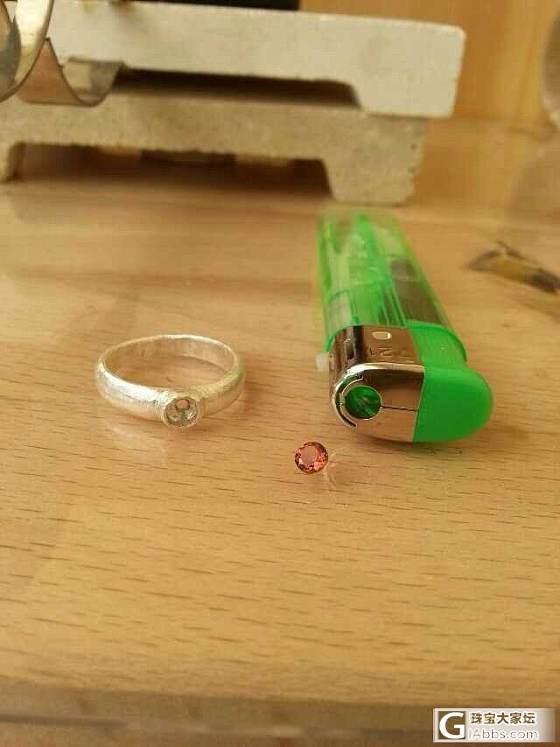 自己做银饰4_戒指银