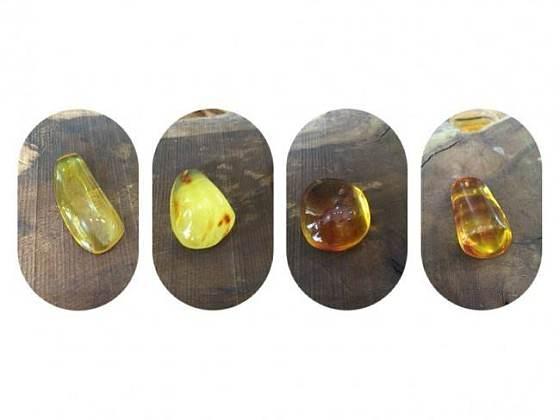 【穆希文玩】近期的蜜蜡和琥珀的新货,大家欣赏。_珠宝