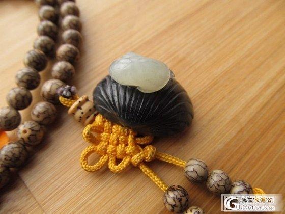 一只萌趣的籽料蜗牛_传统玉石