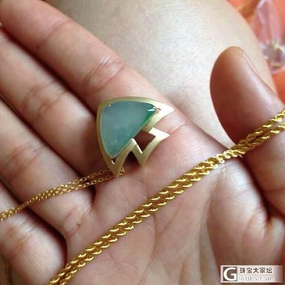 美凝珠宝18k扭绳全新 220一克包顺丰出(已出)