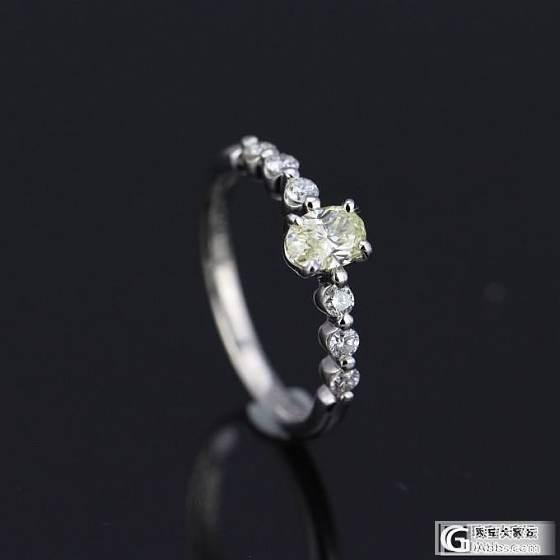 不错的一枚戒指,便宜_悠然亭珠宝