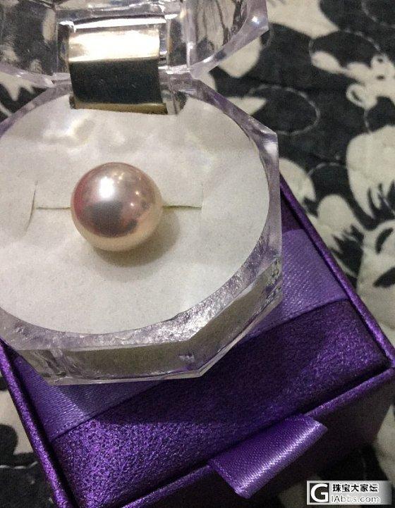 入了颗淡水珠,不知道做什么好_珍珠