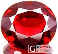 4颗鸽血红尖晶石和4颗钴蓝尖晶石_珠宝