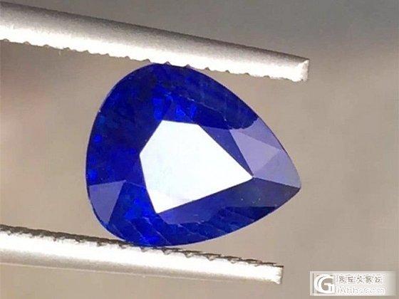 【2.38ctGRS证书斯里兰卡皇家蓝宝石-尚美款必备】_泰勒珠宝