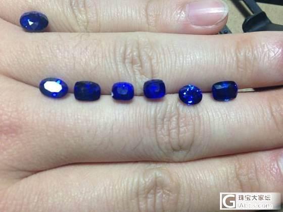 1克拉左右的蓝宝石_宝石