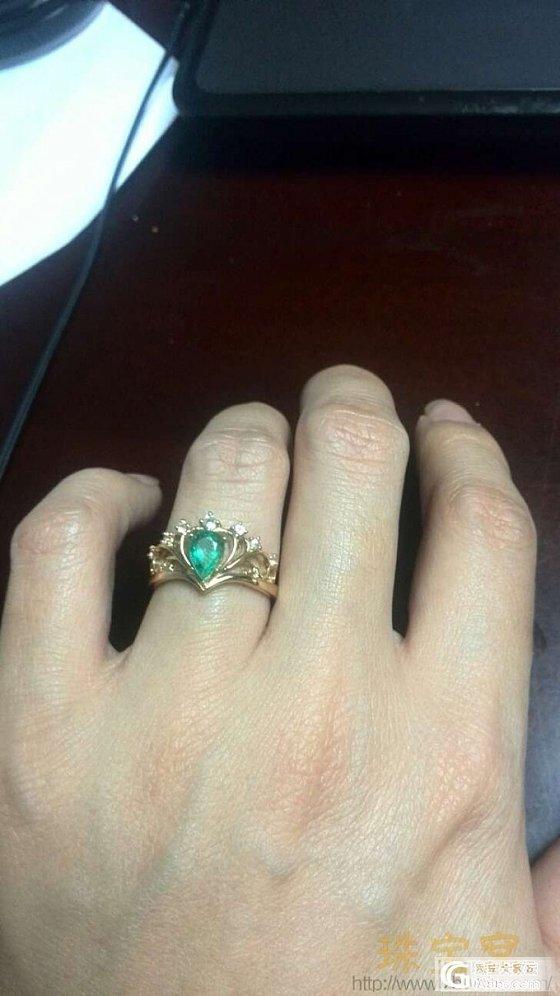 和田玉挂件,皇冠祖母绿戒指,akoya大珍珠项链等_金