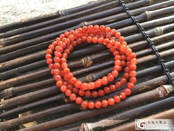 南红手链一条  特价_美玉禅心珠宝