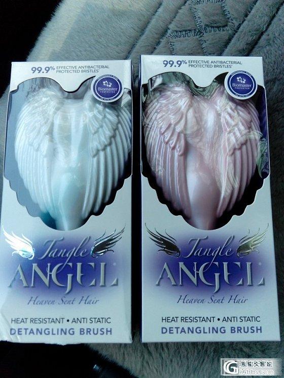 团的天使梳子到了_珠宝
