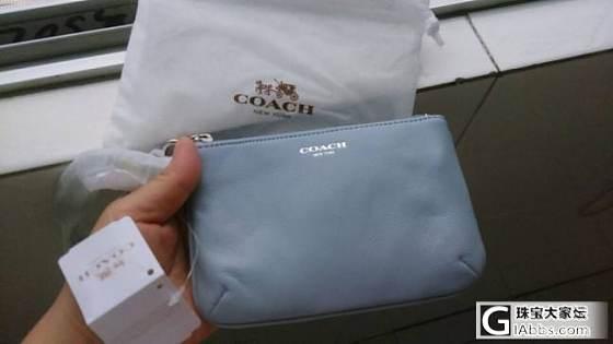 出2个coach的包--附刷卡记录_品质生活