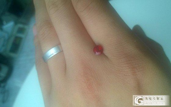 GRS副证鸽血,要价1万五,贵吗_红宝石