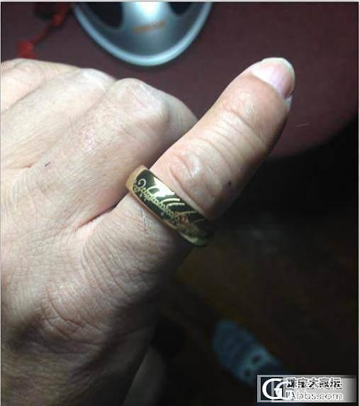 请问这是什么牌子的戒指?_戒指金