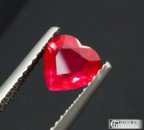 请大家看看这是红宝还是蓝宝?_蓝宝石红宝石