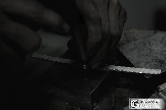 手工制作金唐草系列第二弹,附上完整的手工制作过程_镶嵌珠宝