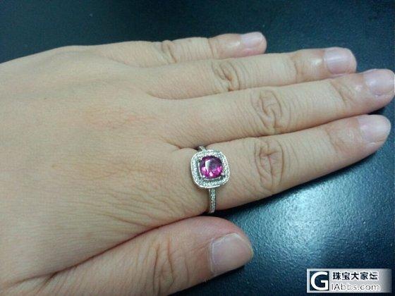 新进的两样银饰_手镯戒指银