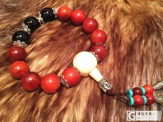 印尼血龙木手串,15mm大珠子,男女皆可佩戴,欢迎询价_文玩