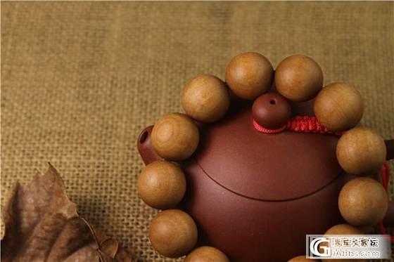 【稀饭香铺】印度老山檀香手串几条 沉水_文玩