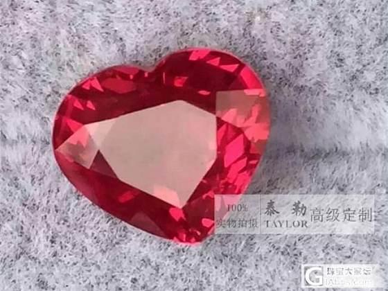 【7.6日3.05克拉无烧主证GRS鸽血红红宝石】_泰勒珠宝