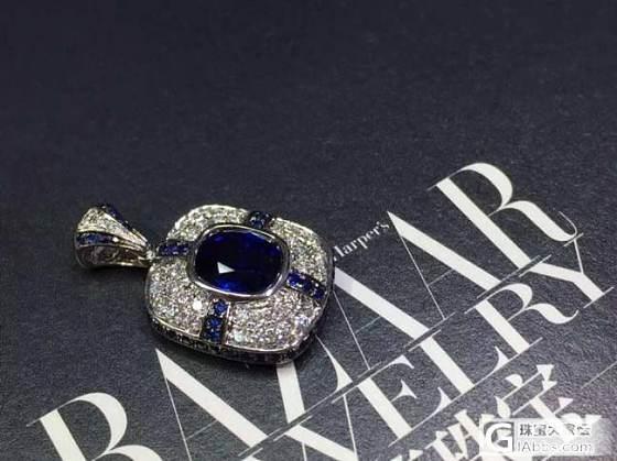 【客定欣赏】精美2克拉皇家蓝蓝宝石成品欣赏!_泰勒珠宝