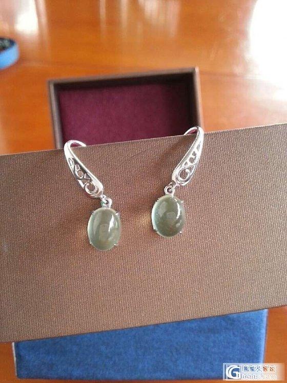 我的七团耳环团还图_鑫艺首饰镶嵌