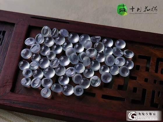 【十月】蛋面 售价:2800_十月花嫁翡翠