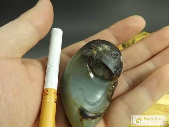 和田籽料罗汉_传统玉石