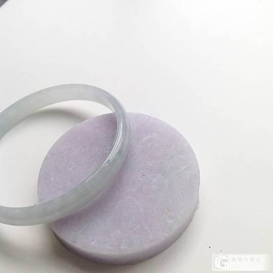 550元的手镯,你见过吗?满紫的手镯太美了才:5380元_翡翠