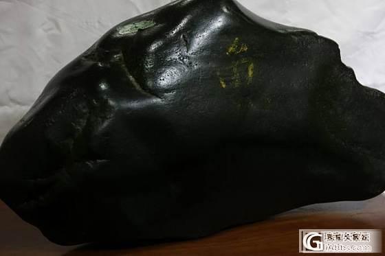 68.42公斤和田籽料原石_和田玉