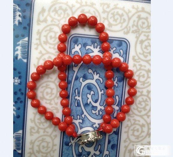 珊瑚DIY手链款式多多_珊瑚