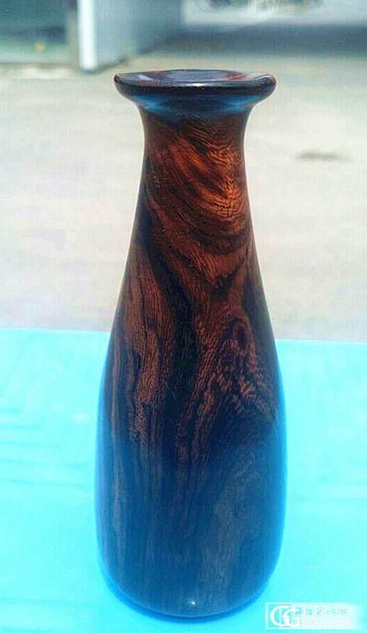 沙漠铁木---赏瓶_珠宝