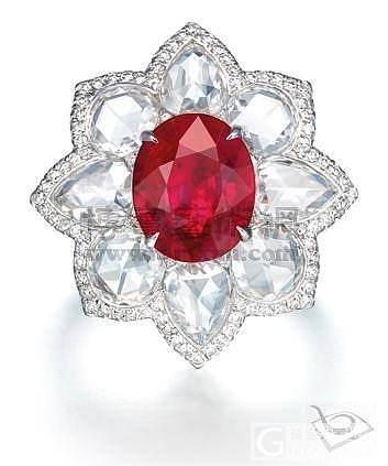 红宝石欣赏欣赏吧。_名贵宝石