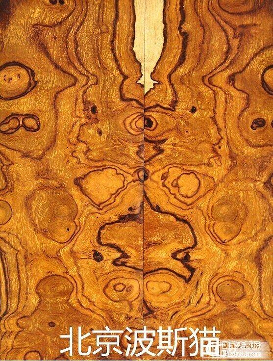 小众新宠——美国沙漠铁木_珠宝