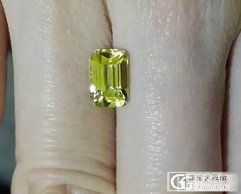 金绿小长方~_金绿宝石